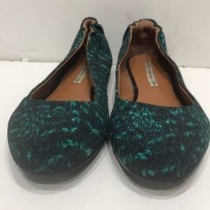 & OTHER STORIES GREEN FLATS Size 40